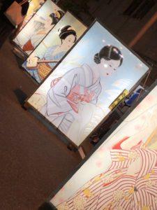 湯沢の七夕祭り🎋