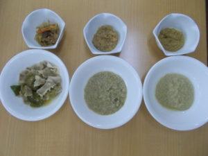 食事介助の研修会